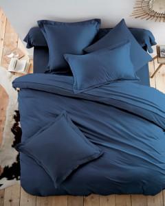 Flanell sengesett på nett i nettbutikk